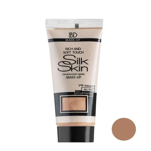 کرم پودر ضد آفتاب بلوردیزاین مدل Silk Skin شماره ۲۰۳