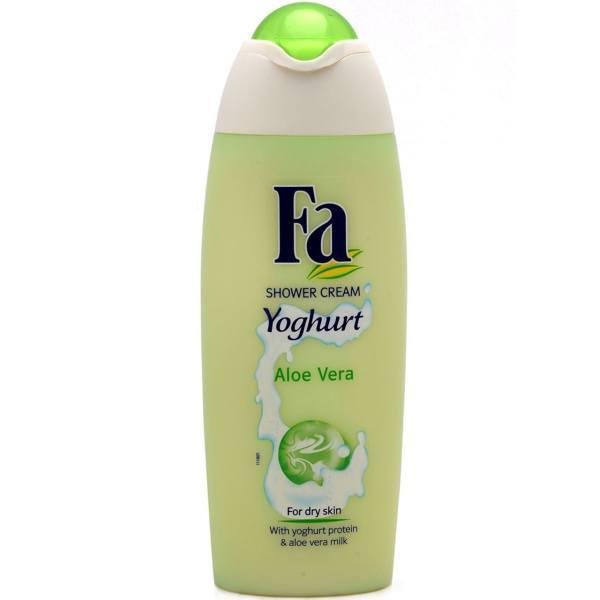 شامپو بدن کرمی فا مدل Yoghurt حجم ۲۵۰ میلی لیتر