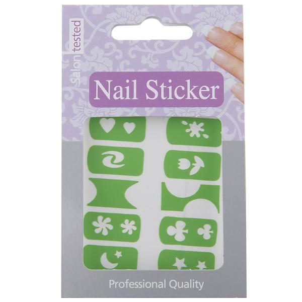 برچسب ناخن تریتون سری Nail Sticker مدل STENOIL-01