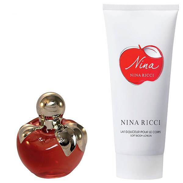 ست ادو تویلت زنانه نینا ریچی مدل Nina  طرح حجم 80 میلی لیتر