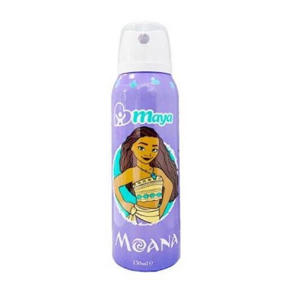 اسپری بدن کودک مایا (Maya) مدل Moana