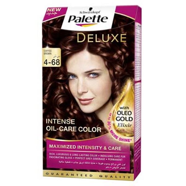 کیت رنگ موی پالت Palette Deluxe 4-68