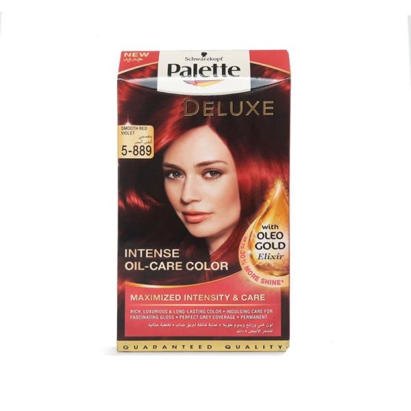 کیت رنگ موی پالت  Palette Deluxe 5-889