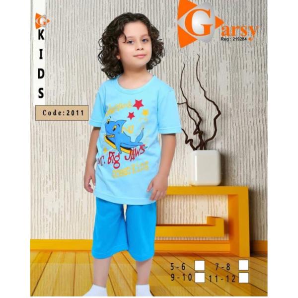 لباس راحتی پسرانه گارسی کد ۲۰۱۱