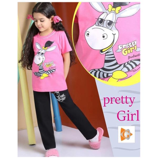 لباس دخترانه گارسی کد ۵۵۹۲