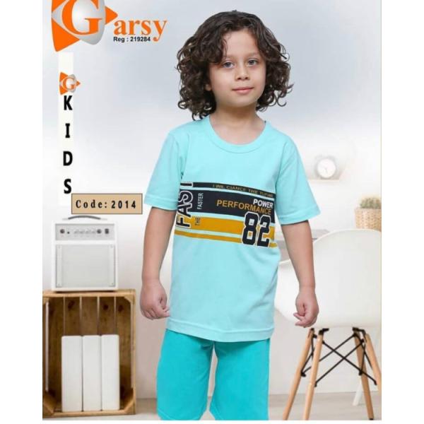 لباس راحتی پسرانه گارسی کد۲۰۱۴