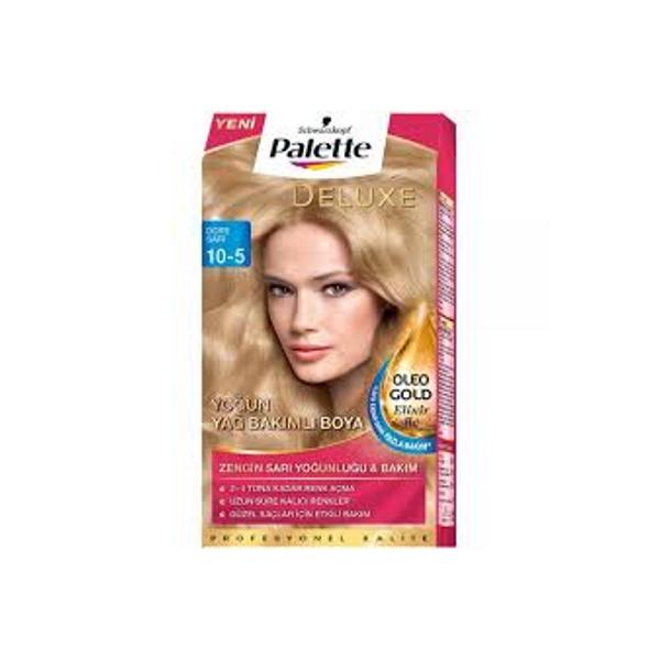 کیت رنگ موی پالت  Palette Deluxe 10.5