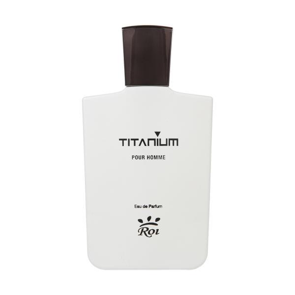 ادو پرفیوم مردانه رز مدل Titanium حجم ۱۰۰ میلی لیتر