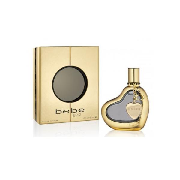 عطروادکلن زنانه ببه گلد Bebe Gold For Women حجم ۱۰۰ میلی لیتر
