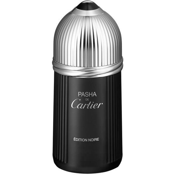 ادو تویلت مردانه کارتیه مدل Pasha de Cartier Edition Noire حجم ۱۰۰ میلی لیتر
