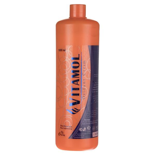 اکسیدان ویتامول کد ۶۶۶ شش درصدی حجم ۱۰۰۰ میلی لیتر
