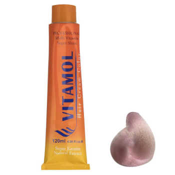 رنگ مو ویتامول سری Highlight شماره 90.21 حجم 120 میلی لیتر رنگ یاسی