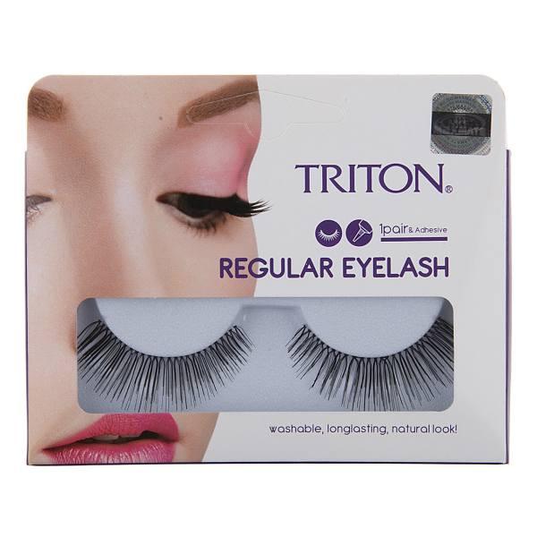 مژه مصنوعی تریتون سری Regular Eyelash مدل Eye-L09