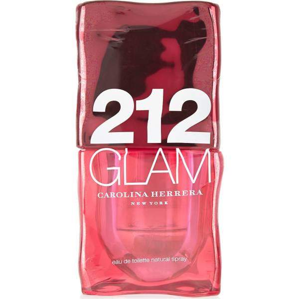 ادو تویلت زنانه کارولینا هررا مدل 212 Glam حجم 60 میلی لیتر