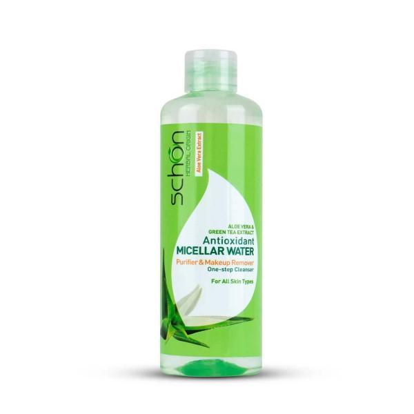 محلول پاک کننده میسلار آنتی اکسیدان 300 میل شون