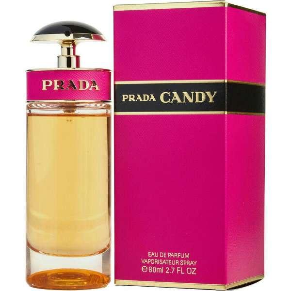 ادو پرفیوم زنانه پرادا مدل Candy حجم 80 میلی لیتر